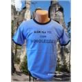 tričko pro horolezce